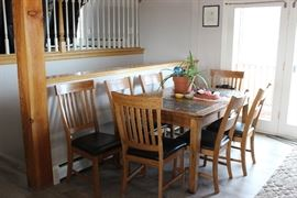 Kitchen Table- Tile Top