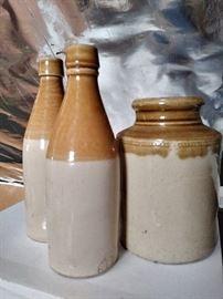 Portobello Stoneware bottles