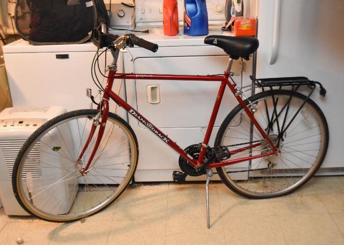 Parkway Diamondback Bicycle / Bike