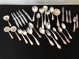 Misc Silverware Pieces