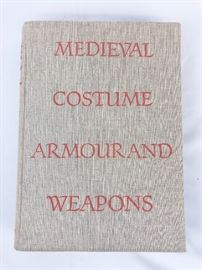 Medieval Costume Armour and Weapons E. Wagner 1962