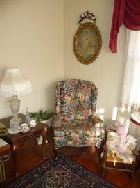 lovely decor / rug