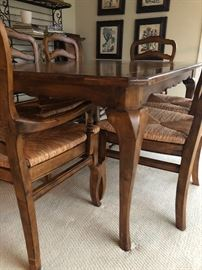 Legs of Dining Table