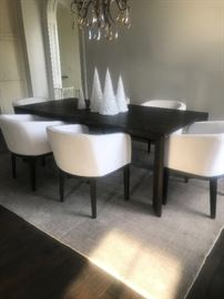 "Restoration Hardware Dining Table.  84"" Long $1,500"