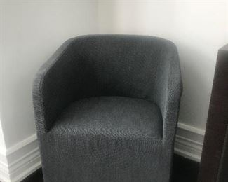 Restoration hardware Accent Chair.  $350