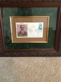 Arnold Palmer signed 1981 Bobby Jones First Day Cover
