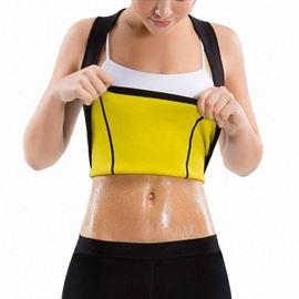 5 Hot Shapes Cami Hot Belly Fat Burn Sauna Shirt