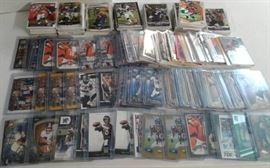 Huge Lot of Several Hundred Denver Broncos Footbal ...