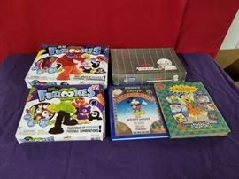 Animation Books and other Misc
