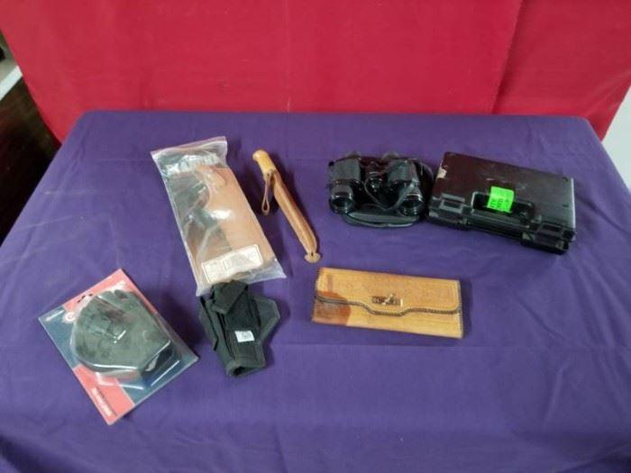 Gun Cases Holsters Binoculars