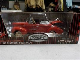 Gearbox collectable Pedal car 1940 Ford deluxe con ...
