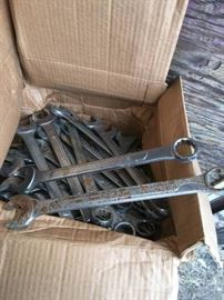 Case of 1 Wrenches Approx 50 pcs.