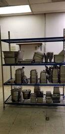 4 Tier Metal Shelf