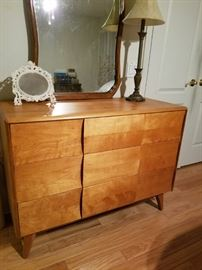 Heywood Wakefield dresser chest