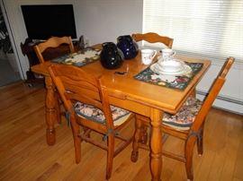 refractory kitchen set