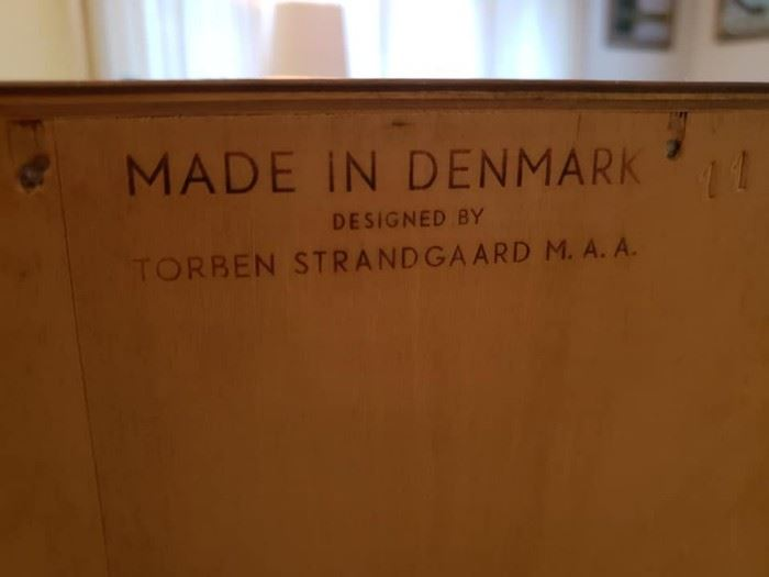 Sideboard mark