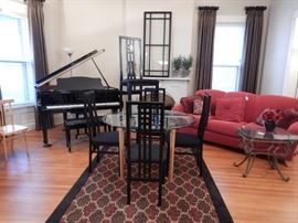 STYLISH CONTEMPORARY FURNISHINGS THROUGHOUT-PIANO IS NO LONGER AVAILABLE