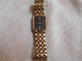 Elgin Watch w/ Diamond