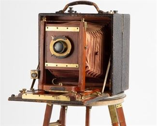 Lot 112: Antique Eastman Kodak Cirkut Panorama Camera