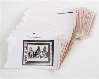 Lot 115: Kansas City Slide Co. Historical Polaroids