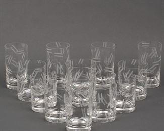 Lot 130: Rare Robert Venturi for Swid Powell Glasses