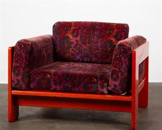 Lot 195: Scarpa for Stendig 'Bastiano' Lounge Chair