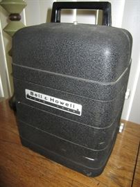 Bell Howell Camera with Case