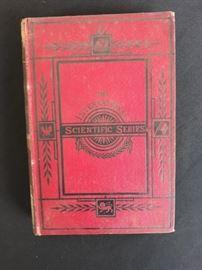 1887 The International Scientific Series Vol XI Animal Mechanism