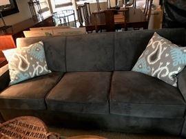 Gray Sofa, Excellent Condition $800