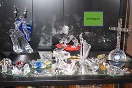 Loads of Swarovski and others