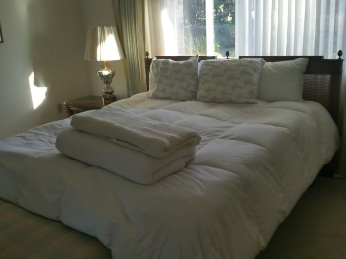 King Size Bed Super extra padded