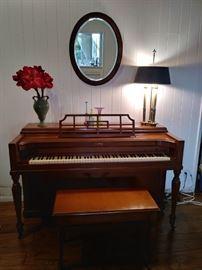 Winter Musset Piano