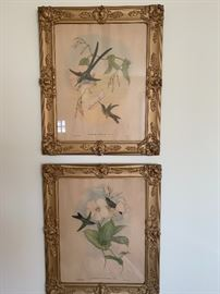 Pair of Vintage Prints
