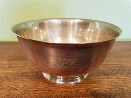 Sterling Tiffany Bowl 426g