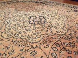 Very Lg Oriental Rug - Set