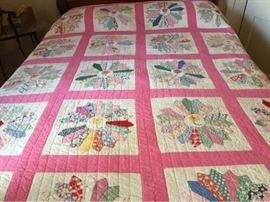 Atq Handmade Quilt