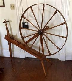 Atq Spinning Wheel