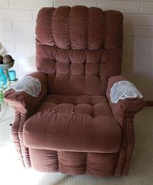 Comfortable recliner