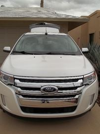 2011 Ford Edge loaded. New tires and battery. all leather, back up camera. 100600 miles $ 10,500.00 obo.