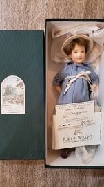 R. John Wright Christopher Robin Doll, Resellers and Collectors do your research on this item!