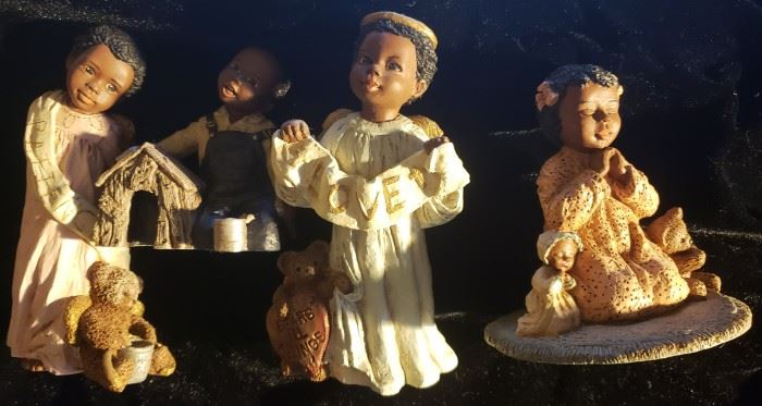 All God's Children Figurine Collection