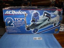 AC Delco 2 Ton Hydraulic Trolley Jack