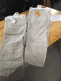 Boys Size Sm 67 Twill Pants  Cocoabutter color ...