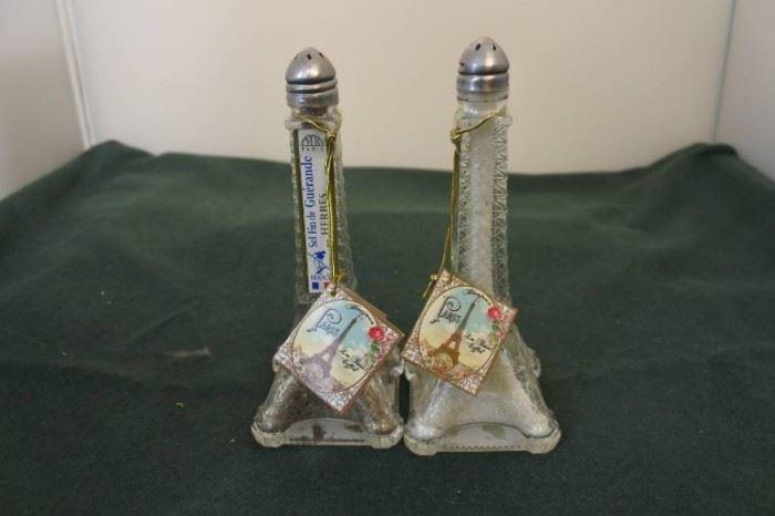 Eiffel Tower Salt and Pepper