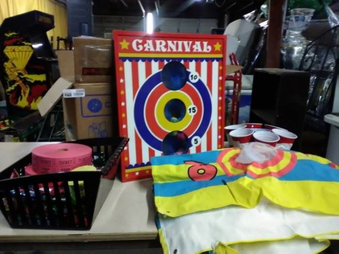 Carnival Games and Supplies