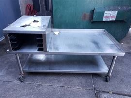 Bulk Lot of Restaurant Equipments