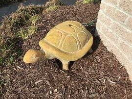 Concrete Turtle $ 60.00