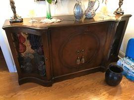 Bar / Display Cabinet $ 360.00