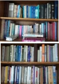 Books - hard and soft cover. Body / Mind, business, yoga, spiritualism, exercise