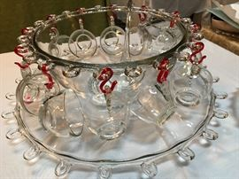 Heisy Lariat Punch Bowl